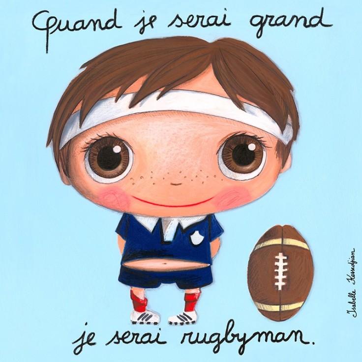 tableau-garcon-quand-je-serai-grand-je-serai-rugbyman-by-isabelle-kessedjian-d52